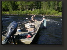 Full day guided float trip