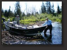 Guided Float Trip by Hemlock River Guide Service